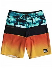 Blocked Resin Camo Boardshort