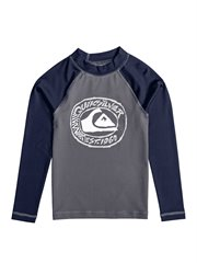 Boys Bubble Dreams L/S Rash Vest
