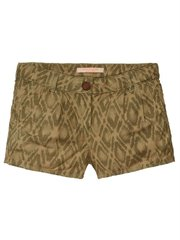 Tribal Print Short
