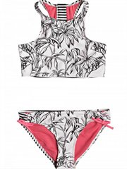 California Diary Crop Top Set