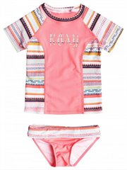 Little Indi S/S Lycra Set