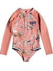 Let's Be Roxy L/S Onsie