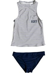 Downtown Lights Tankini Set