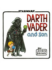 Book-Darth Vader And Son