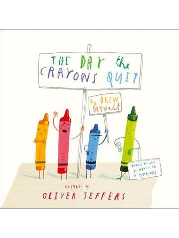 Book-The Day The Crayons Quit