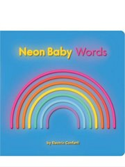 Book-Neon Baby Words