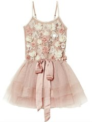 Flower Fantasy Tutu Dress