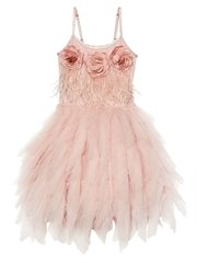 Queen Of Roses Tutu Dress