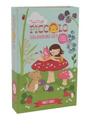 Colouring Set-Piccolo-Forest Fairy