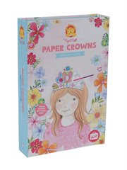Paper Crowns-Princess Gems