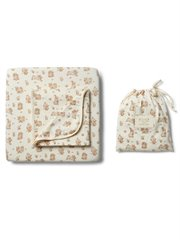 Organic Little Hop Cot Sheet Set