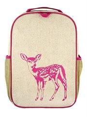 So Young Backpack - Pink Fawn