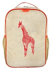 So Young Large Backpack Giraffe